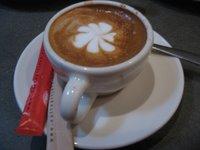 macchiato caffe artjava Montreal downtown