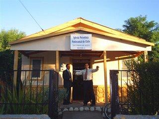 Iglesia Metodista Pentecostal de San Fabian de Alico