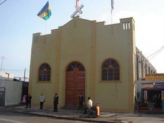 Iglesia Metodista Pentecostal de Quilicura