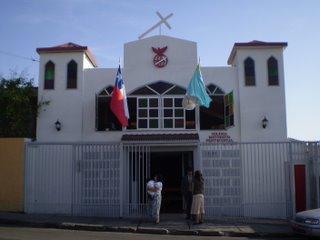 Iglesia Metodista Pentecostal de Iquique
