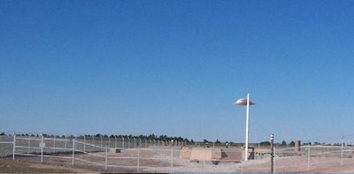 UFO Over Minuteman Silo