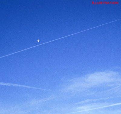 UFO Over Nevada B