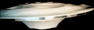 Flying Saucer By Alfie Carrington (Crpd)