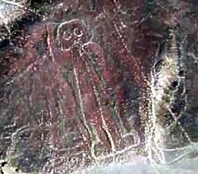 Astronaut - Nazca Lines (Cropped)