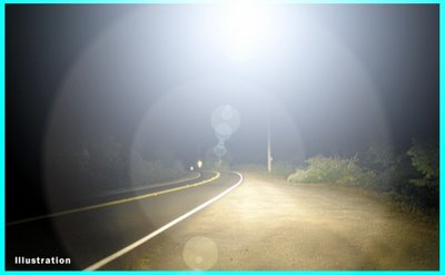 UFO Near Tijuana