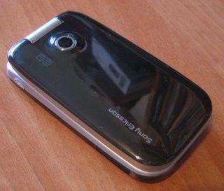 sony    ericsson z610i sim free phone