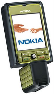 Nokia 3250 Mobile Phone