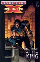 cover of Ultimate X-Men: Return of the King