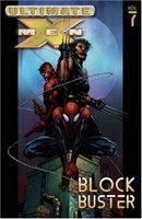 cover of Ultimate X-Men: Blockbuster