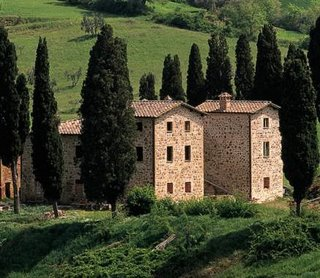 Photo of a villa in Tuscany