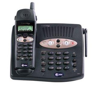 AT&T cordless phone