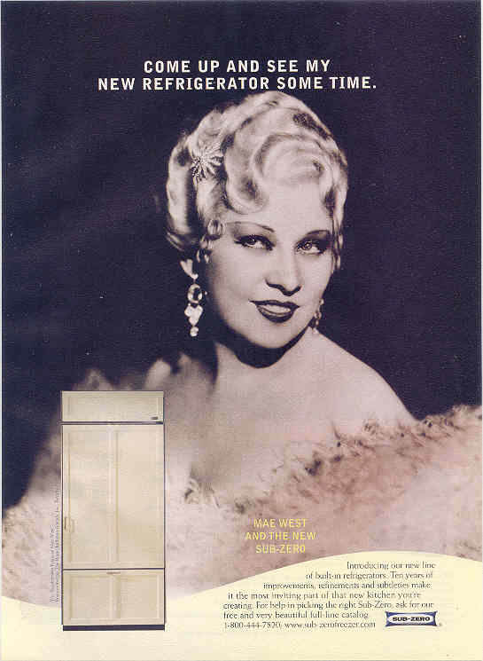 mae west frankie and johnny