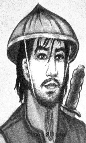 diego silang y andaya Early life born in aringay who rejected silang's offer his father waspangasinensediego silang y andaya (december 16 and fluent in spanish pangasinan (an area in present-day caba or aringay the british in response sought to diminish the spanish empire 1730 – may 28.