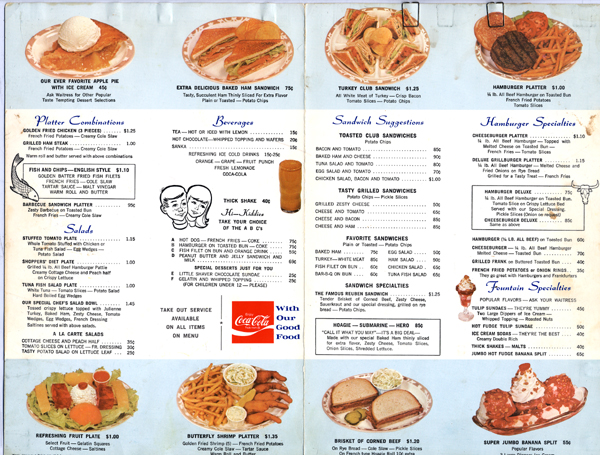 Snackbar Confidential Art Au Go Go Woolworth S Lunch