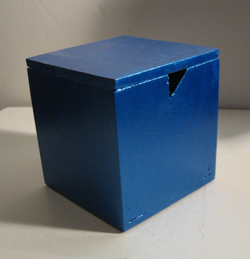 The Blue Box 46