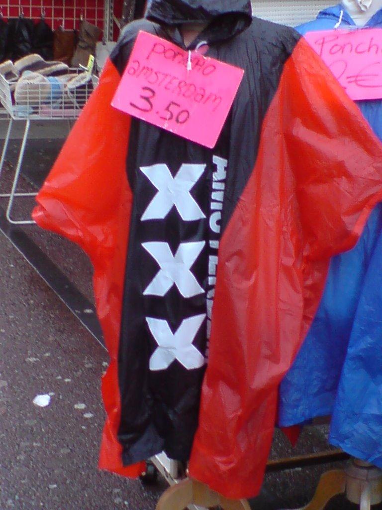 Amsterdam xxx poncho