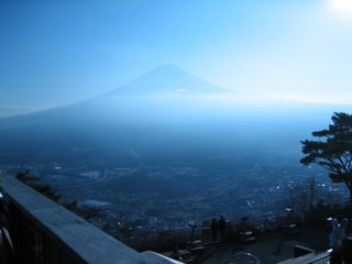 Mt Fuji maravilla