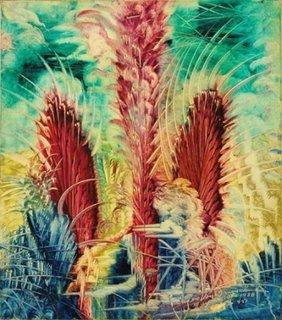 Eugene Von Bruenchenhein: Viewing Gallery