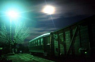 Eisenbahnen in Pommern