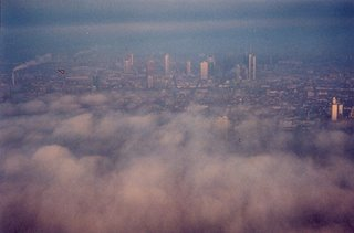 Frankfurt'a inerken