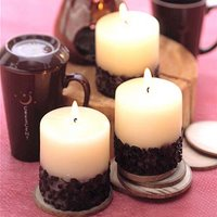 special candles for gift / present