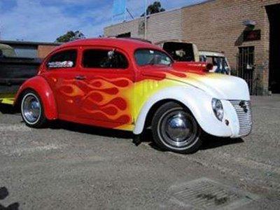 hot wheel volkswagen