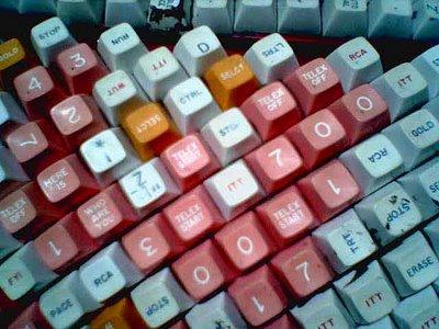 turn old keyboard into new design weird looking car