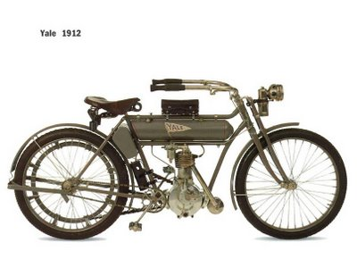 it's hard to find antique motorcycle