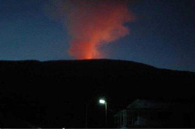 lava of volcano