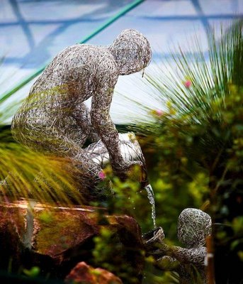 statue for garden