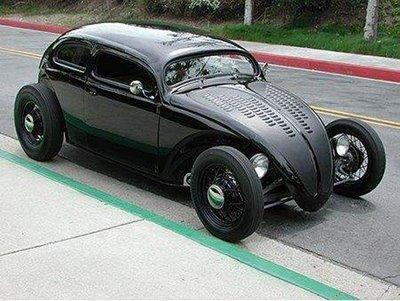 volkswagen beetle limosin