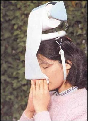 sniffing around? need tissue? try this mobile tissue