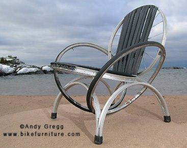 bike chair