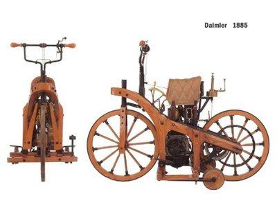 Daimler 1885