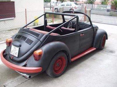 open roof volkswagen. refresh your ride
