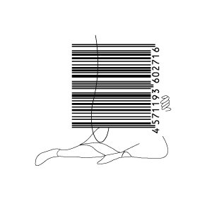 barcode out of box