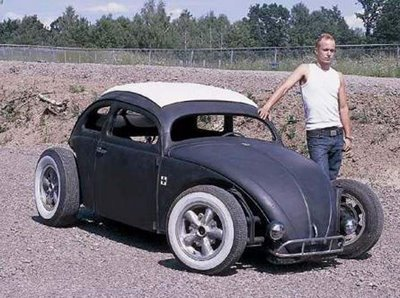 volkswagen beetle modified splendid pictures   net