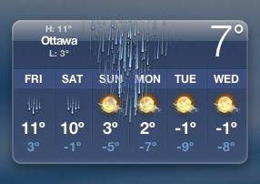 [Ottawa weather 2007-01-05]