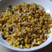 Corn & Coconut Subji by Sudha