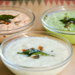 Trio of Chutneys by Priya