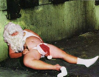 santa loves you (booze)