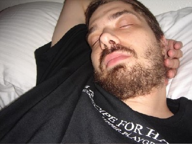 Sleepy Aesop Rock