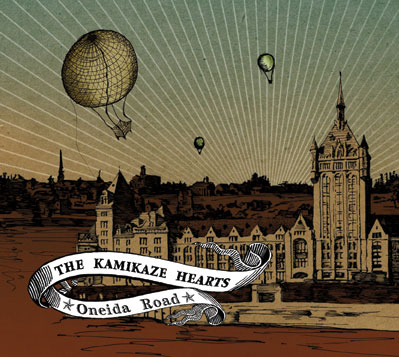 The Kamikaze Hearts, Oneida Road Cover