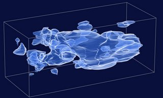 The 3D image of dark matter
