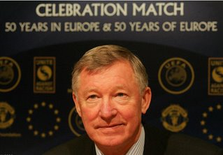 Alex Ferguson will coach the team