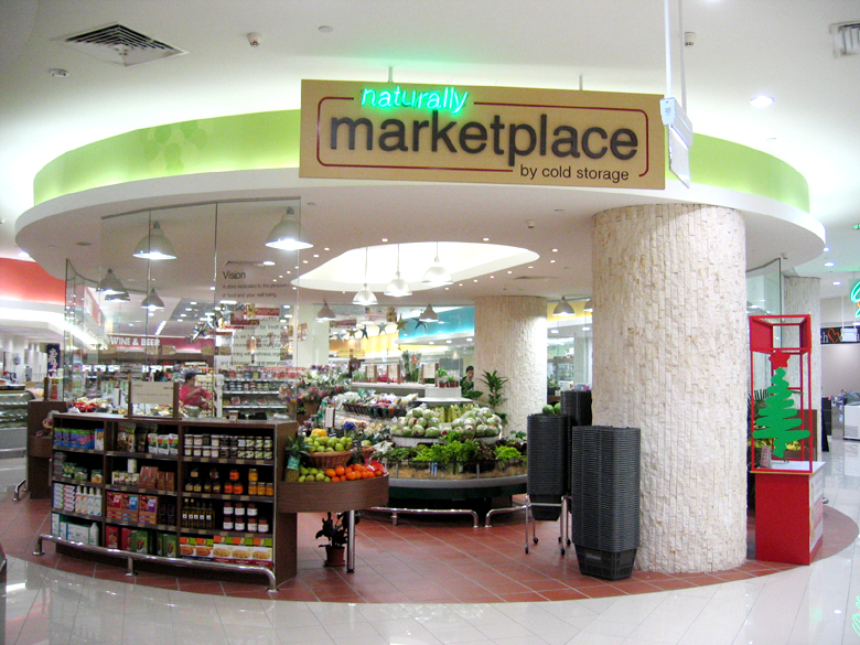 Naturally Marketplace by Cold Storage. supermarket entrance & she bakes u0026 she cooks: Naturally Marketplace by Cold Storage