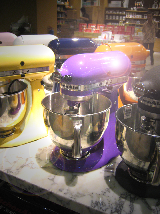 Purple Kitchenaid
