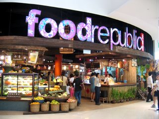 Food Republic at Vivocity
