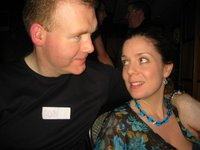 Elaine Muldoon & Steve Staunton