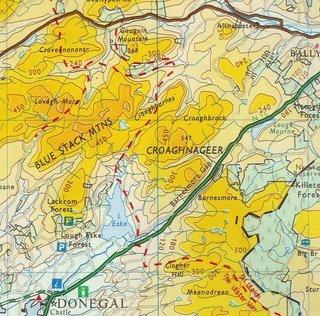 Lough Mourne/Moran